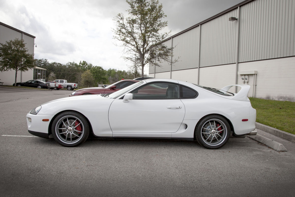 These Projects Weu0027ve Found Often Are A Mixture Between The Classic Supra  Modifications And Updated Technology Which Go Hand In Hand In Building A ...